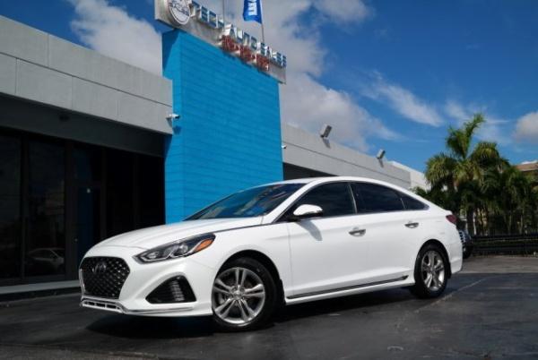 2018 Hyundai Sonata in Hialeah, FL