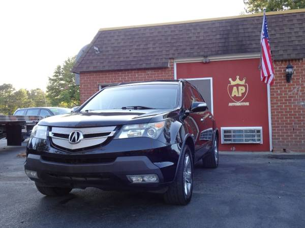 2009 Acura MDX with Sport Package