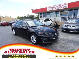 Miami Used Chevrolet >> 2018 Chevrolet Malibu Prices, Incentives & Dealers | TrueCar