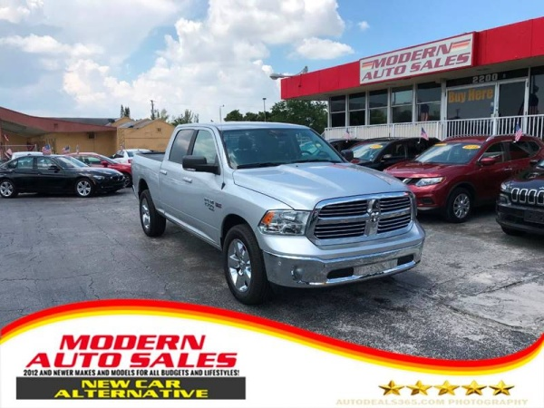 2019 Ram 1500 Classic in Hollywood, FL