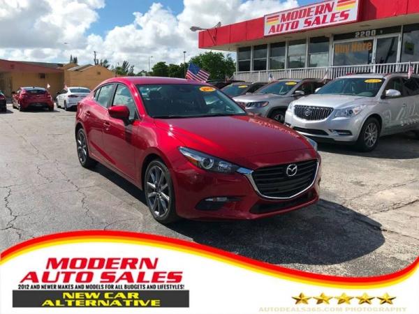 2018 Mazda Mazda3 in Hollywood, FL