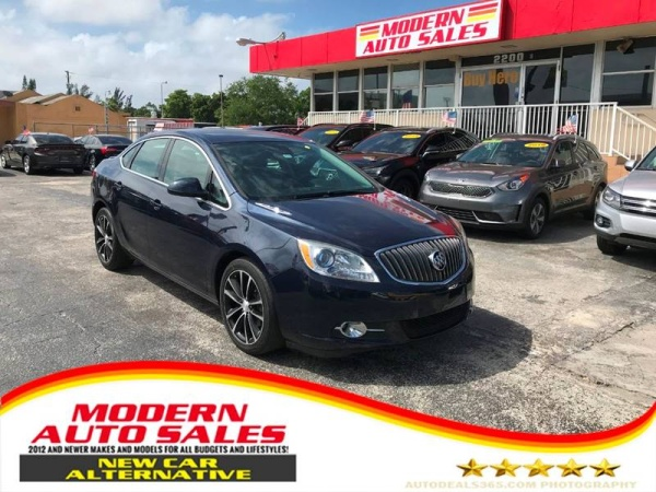 2016 Buick Verano in Hollywood, FL