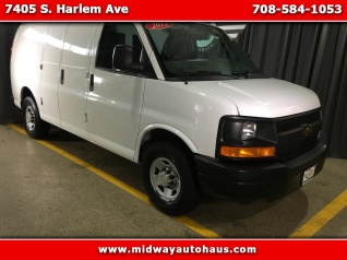 39d479c027 2014 Chevrolet Express Cargo Van 2500 RWD SWB for Sale in Bridgeview