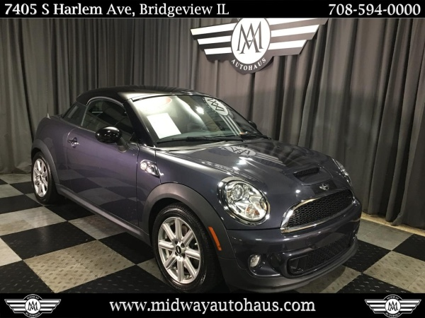 2013 MINI Coupe Cooper S