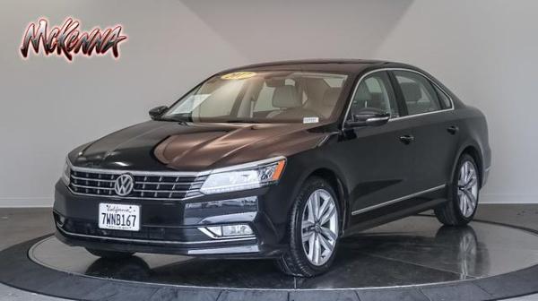 2017 Volkswagen Passat in Huntington Beach, CA