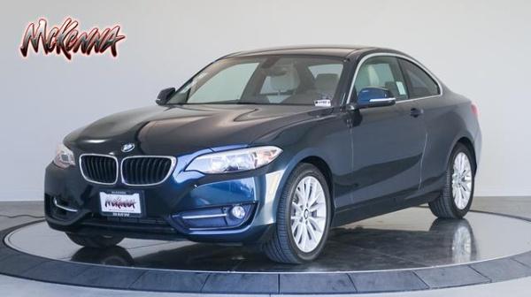 2016 BMW 2 Series 228i