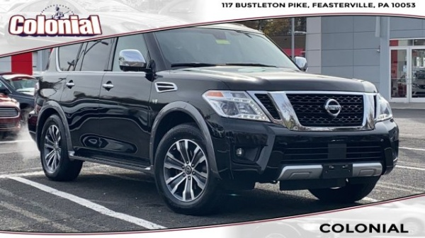 2017 Nissan Armada in Feasterville, PA