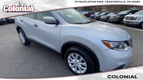 2016 Nissan Rogue in Feasterville, PA