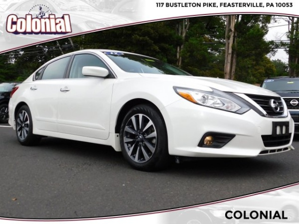 2017 Nissan Altima in Feasterville, PA