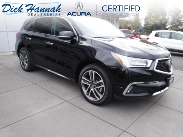 2017 Acura MDX in Portland, OR