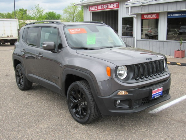 2017 Jeep Renegade in Forest Lake, MN