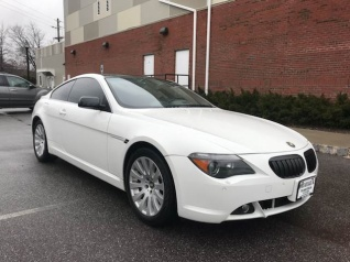 Used 2005 BMW 6 Series 645Ci Coupe For Sale In Paterson NJ