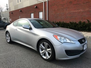 2017 Hyundai Genesis Coupe 2 0t Automatic For In Paterson Nj