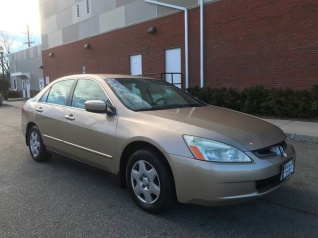 Upfront Price Available 2005 Honda Accord Lx Sedan Automatic For In Paterson Nj