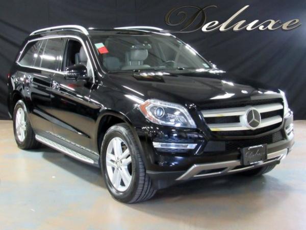 2016 Mercedes-Benz GL