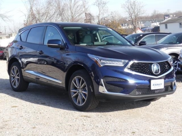 2020 Acura RDX in Woodbridge, VA