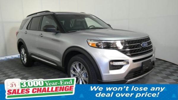 2020 Ford Explorer in Langhorne, PA