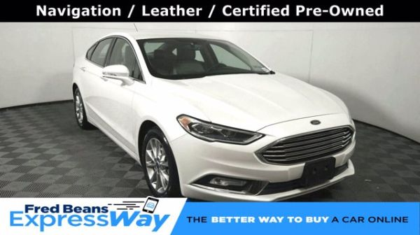 2017 Ford Fusion in Langhorne, PA