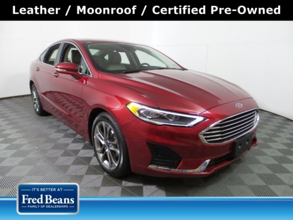 2019 Ford Fusion in Langhorne, PA