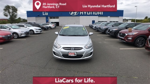 2017 Hyundai Accent in Hartford, CT