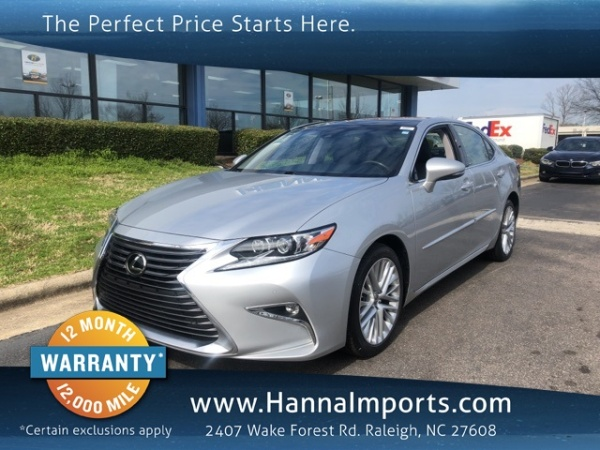2016 Lexus ES in Raleigh, NC
