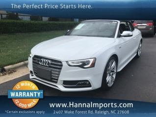 Audi S5 For Sale Craigslist >> Used Audi S5 For Sale Search 419 Used S5 Listings Truecar