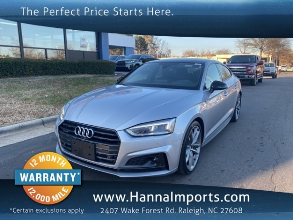 2019 Audi A5 in Raleigh, NC