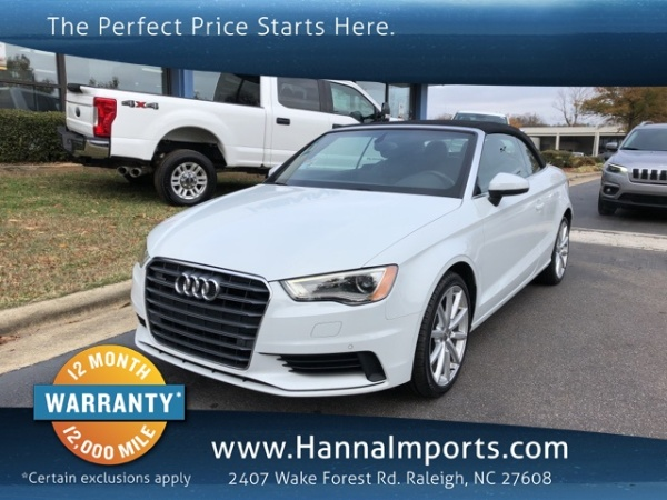 2015 Audi A3 in Raleigh, NC