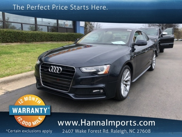 2015 Audi A5 in Raleigh, NC