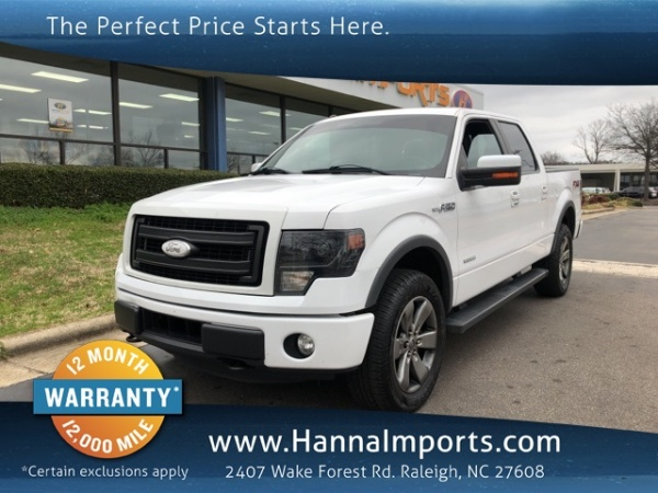 2014 Ford F-150 in Raleigh, NC