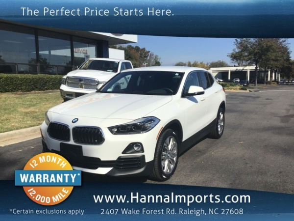 2018 BMW X2 in Raleigh, NC