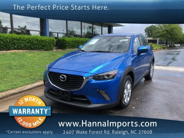 2016 Mazda CX-3 in Raleigh, NC