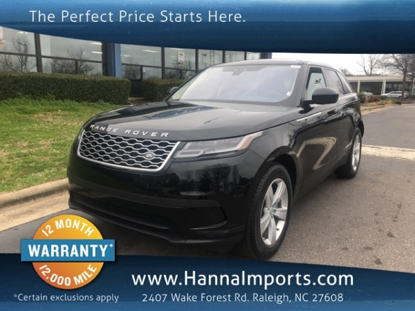2019 Land Rover Range Rover Velar in Raleigh, NC