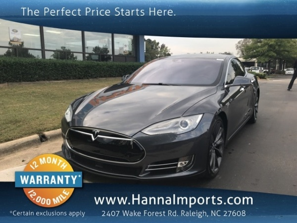 2015 Tesla Model S 85d Awd For Sale In Raleigh Nc Truecar