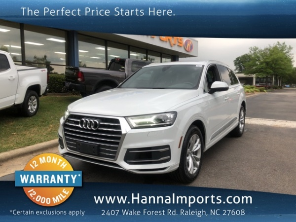 2017 Audi Q7 in Raleigh, NC