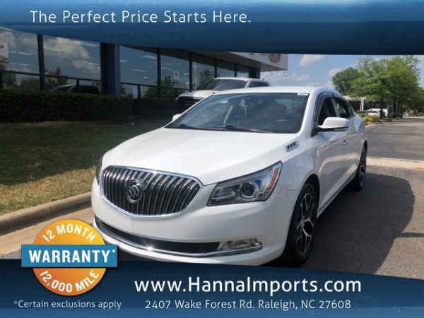 2016 Buick LaCrosse in Raleigh, NC