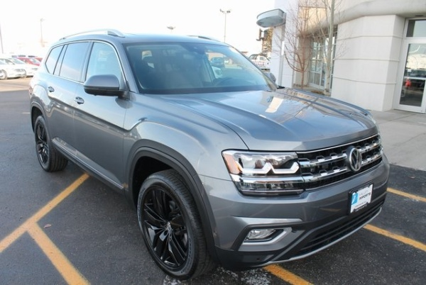 2019 Volkswagen Atlas in Fargo, ND