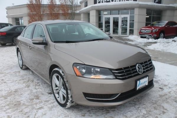 2015 Volkswagen Passat in Fargo, ND