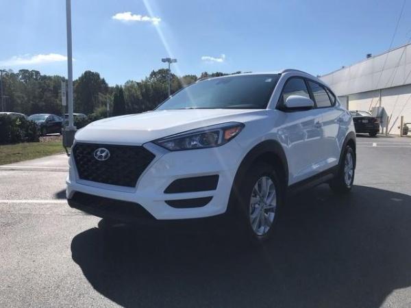 2020 Hyundai Tucson in High Point, NC