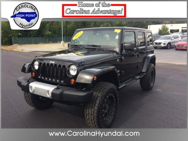 2013 Jeep Wrangler in High Point, NC