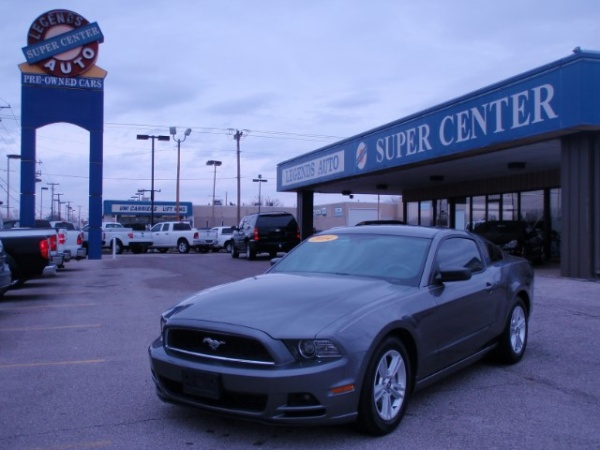 2014 Ford Mustang in Bethany, OK
