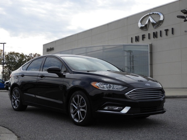 2017 Ford Fusion in Winston-Salem, NC