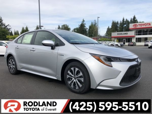 2020 Toyota Corolla in Everett, WA