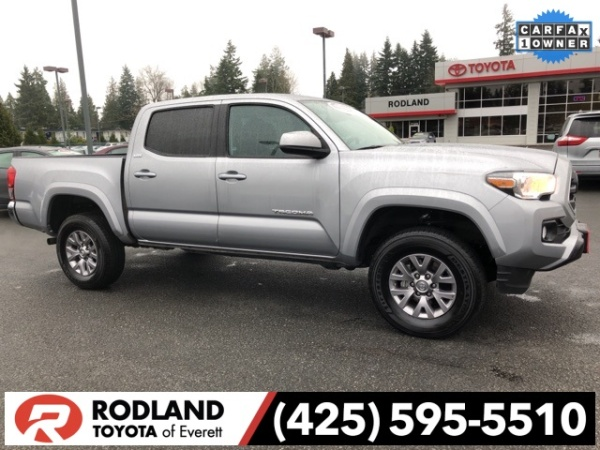 2019 Toyota Tacoma in Everett, WA