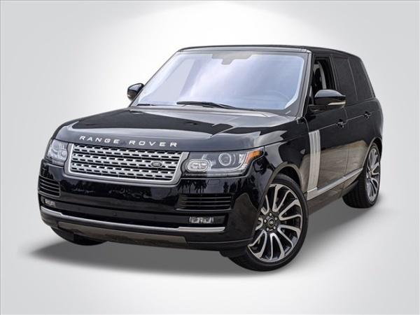 2016 Land Rover Range Rover in Pompano Beach, FL