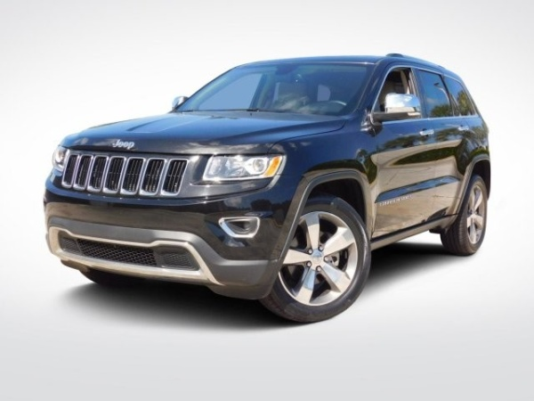 2016 Jeep Grand Cherokee in Pompano Beach, FL