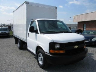 Used Chevrolet Express Commercial Cutaway For Sale Search 109 Used