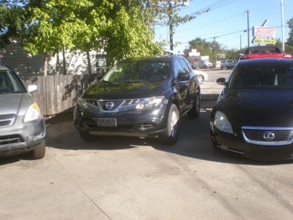 2011 Nissan Murano in Arlington, TX