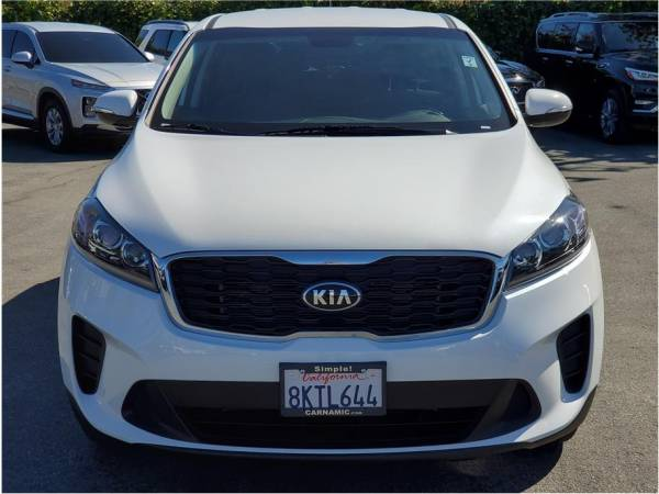 2020 Kia Sorento in Redwood City, CA