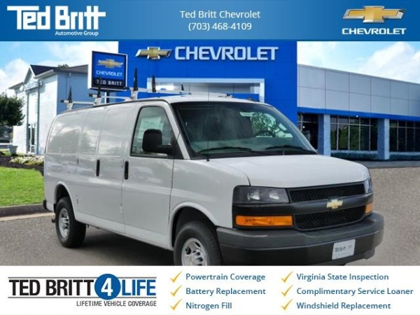 2020 Chevrolet Express Cargo Van in Sterling, VA